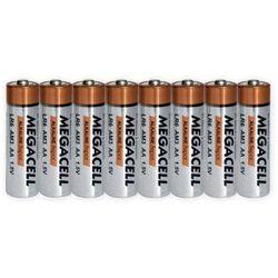40 x bateria alkaliczna Megacell LR6 AA