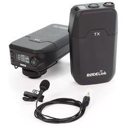 Rode RodeLink Filmmaker Kit cyfrowy zestaw bezprzewodowy do kamery Płacąc przelewem przesyłka gratis!