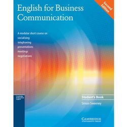 English for Business Communication, Student's Book (podręcznik) (opr. miękka)