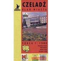 Mapy i atlasy turystyczne, Czeladź Plan miasta 1:12000 (opr. miękka)