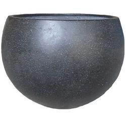 Donica MADERA czarna 31x23