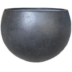 Donica MADERA czarna 42x29