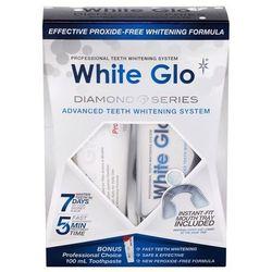 White Glo Diamond Series Advanced teeth Whitening System zestaw 7 dniowa kuracja wybielająca zęby + Pasta do zębów Professional Choice 100 ml unisex