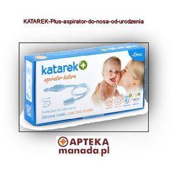 Katarek Plus od urodzenia aspirator do nosa