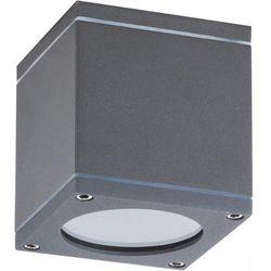 Kinkiet Rabalux Akron 8149 lampa ogrodowa zewnętrzna 1x35W GU10 IP54 czarny