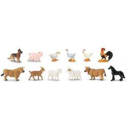 Safari Ltd. Figurki Zwierzęta na farmie- tuba - BEZPŁATNY ODBIÓR: WROCŁAW!