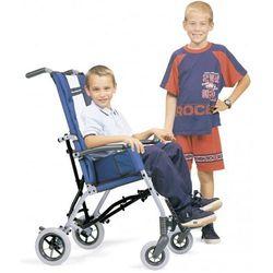 Wózek inwalidzki specjlany, dziecięcy, spacerowy typu - parasolka, Ormesa Clip (roz. 4)