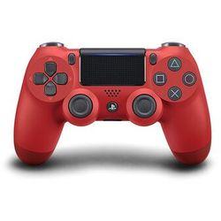 PS4 Dualshock 4 czerwony V2- PROMOCJA Black Friday Codziennie! O 15:00 jeden produkt w wariackiej cenie
