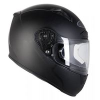 Kaski motocyklowe, OZONE RC-01 PINLOCK READY BLACK MATT Kask integralny