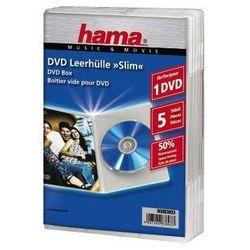 DVD SLIM BOX PRZEZROCZYSTE.5P.