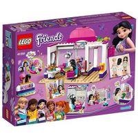 Klocki dla dzieci, 41391 SALON FRYZJERSKI W HEARTLAKE (Heartlake City Hair Salon) KLOCKI LEGO FRIENDS