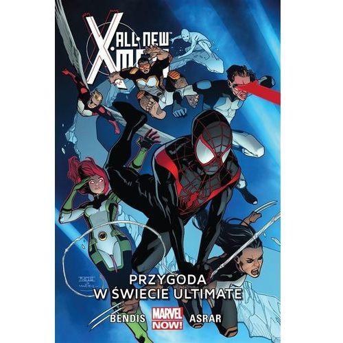 Komiksy, All-New X-Men. Tom 6. Przygoda w świecie Ultimate (opr. miękka)