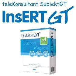 Abonament na teleKonsultant SubiektGT (bez abonamentu na ulepszenia)