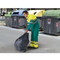 Spodnie i kombinezony ochronne, SPODNIE ODBLASKOWE ROBOCZE bhp z normą EN471 xxl zolty-fluo-zielony-butelkowy