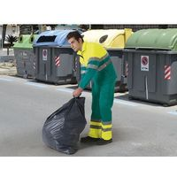 Spodnie i kombinezony ochronne, SPODNIE ODBLASKOWE ROBOCZE bhp z normą EN471 xxl zolty-fluo-zielony-jasny