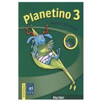 Książki do nauki języka, Planetino 3: : Arbeitsbuch Mit Cd - Rom