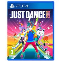 Gry na PS4, Just Dance 2018 (PS4)