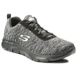 Buty SKECHERS - Flex Appeal 2.0 12753/BKCC Black/Charcoal