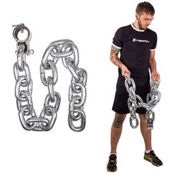 Łańcuch treningowy na gryf inSPORTline Chainbos 20 kg