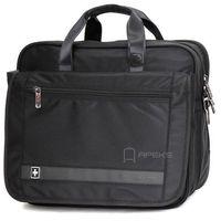 Pokrowce, torby, plecaki do notebooków, TORBA NA LAPTOPA BASEL 27L SWISSBAGS+