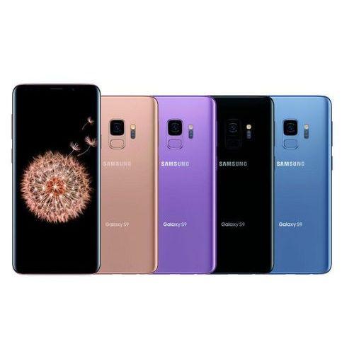 Smartfony i telefony klasyczne, Samsung Galaxy S9 SM-G950