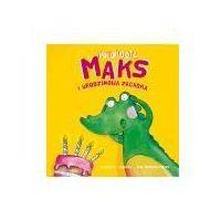 Książki dla dzieci, Krokodyl Maks i urodzinowa zagadka - Dostawa zamówienia do jednej ze 170 księgarni Matras za DARMO (opr. twarda)