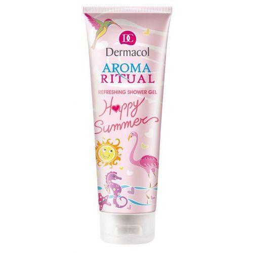 Pozostałe kosmetyki dla dzieci, Dermacol Aroma Ritual Happy Summer żel pod prysznic 250 ml dla dzieci