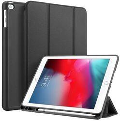 DUX DUCIS Osom żelowe etui na tablet Smart Sleep z podstawką iPad 9.7'' 2018 / iPad 9.7'' 2017 czarny