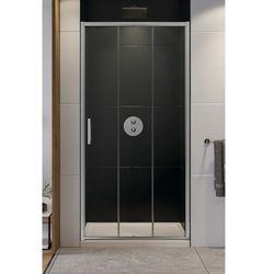 Drzwi prysznicowe rozsuwane 100 cm D-0254A Alta III New Trendy