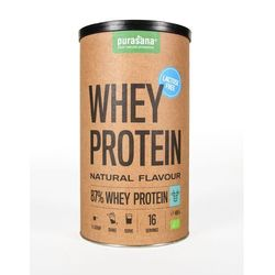 Purasana BIO Whey Protein Lactose Free 400 g