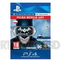 Gry na PS4, Batman Arkham VR (PS4)