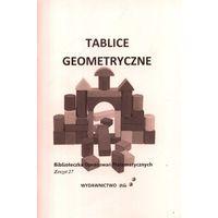 Matematyka, Tablice geometryczne (opr. miękka)