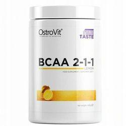 OstroVit BCAA 2-1-1 400g - cytrynowy