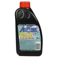 Płyny hamulcowe, Alpine Brake Fluids płyn hamulcowy DOT4 LV 1 Litr Puszka