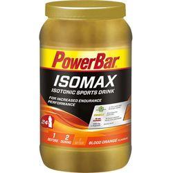 PowerBar Napój Izotoniczny IsoMax - 1200g - Czerwona Pomarańcza