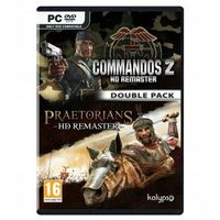 Gry na PC, Commandos 2 & Praetorians HD Remaster Double Pack (PC)