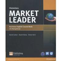 Książki do nauki języka, Market Leader Elementary. Podręcznik + DVD + MyEnglishLab (opr. miękka)