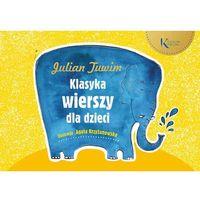 Książki dla dzieci, Klasyka wierszy dla dzieci - Julian Tuwim (opr. twarda)