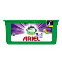 Pozostałe do prania, Żelowe kapsułki piorące Ariel Color 837 g (28 sztuk)