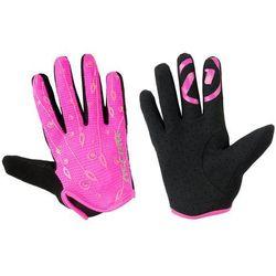 Rękawiczki dziecięce Accent Elsa różowe S/M