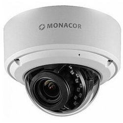 MONACOR ELIP-2812DVM ECO Line: Kolorowa kamera sieciowa, kopułowa, 2 megapiksele