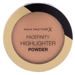 Max Factor Facefinity Highlighter Powder rozświetlacz 8 g dla kobiet 003 Bronze Glow