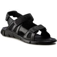 Sandały dziecięce, Sandały ECCO - Intrinsic Sandal 70555351052 Black/Black