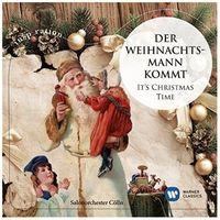 Pozostała muzyka rozrywkowa, DER WEIHNACHTSMANN KOMMT.../IT'S CHRISTMAS TIME! - Salonorchester Koln (Płyta CD)