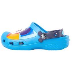 Crocs Creative Mickey™ Colorblock Clog Crocs dziecięce Niebieski 29-31 Przy zakupie powyżej 150 zł darmowa dostawa.