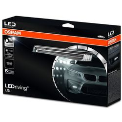 Osram leddr L102 LEDriving LG LED światła do jazdy dziennej, karton (1 para)