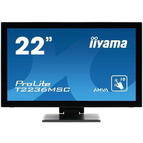 Monitory LED, LED Iiyama T2236MSC