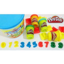 HASBRO PlayDoh Kolorowe wiaderkoMini Counting