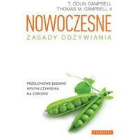 Książki kulinarne i przepisy, Nowoczesne zasady odżywiania (opr. broszurowa)