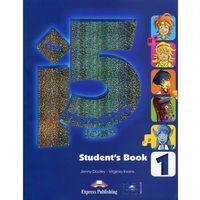 Książki do nauki języka, The Incredible 5 Team 1 Student's Book + kod i-ebook - Dooley Jenny, Evans Virginia (opr. miękka)